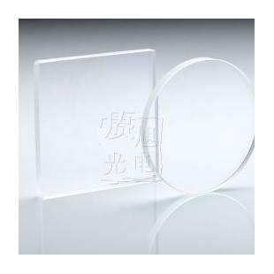 深圳赓旭生产400-700nm双面AR增透玻璃滤光片