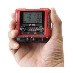 日本理研  GX-2009智能復合氣體檢測儀
