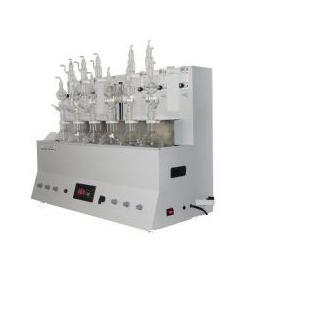 多功能硫化物酸化吹气仪