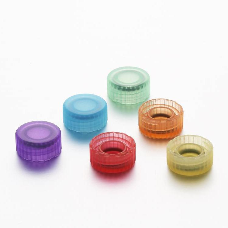 储?存样品冻存管 EDO 螺口管 1370002 橙色螺帽管盖