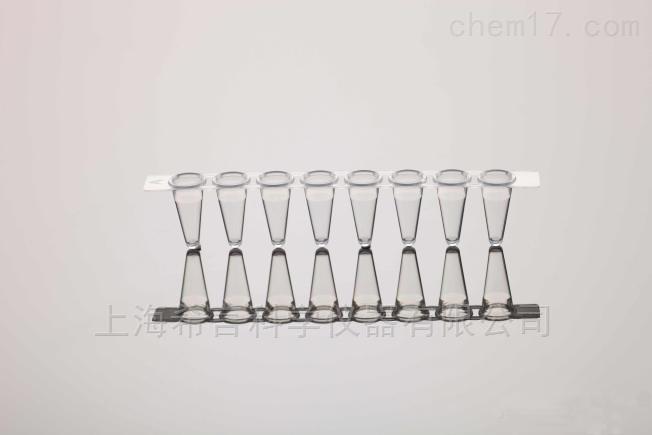 PCR8联管 矮管 无盖 常规耗材