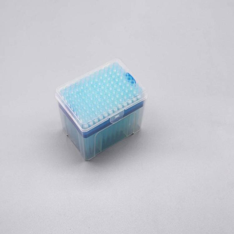 一斗EDO1250ul盒装滤芯吸头1000ul加长吸头款1350508聚丙烯材质