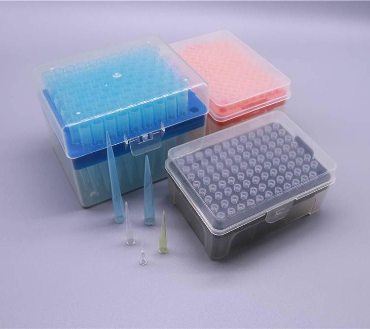 EDO 1350803 50ul吸头,聚丙烯 盒装灭菌 96支/盒,50盒/箱