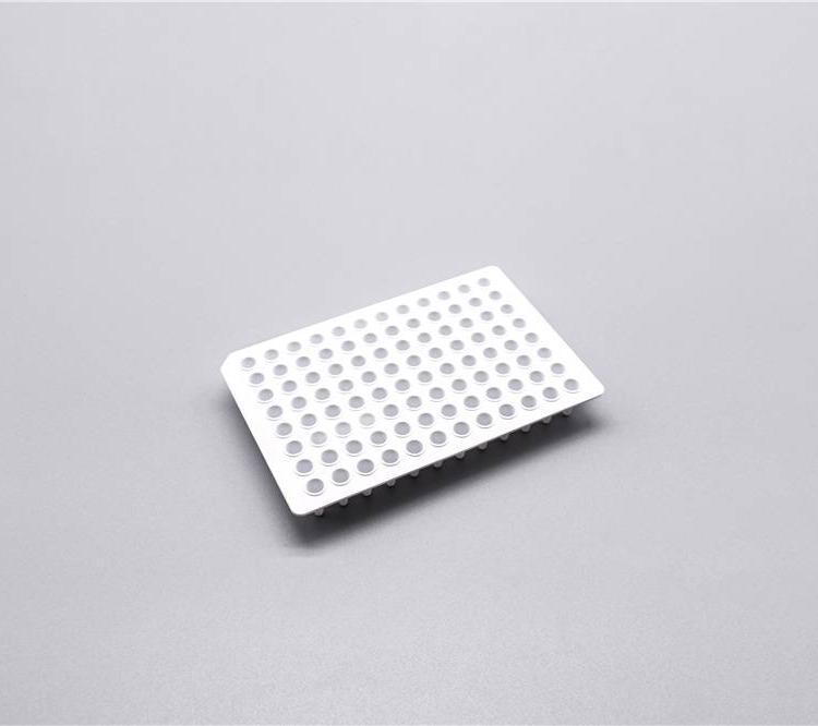 EDO 0.1ml 0.2ml PCR板,1352021 PCR封板膜,压敏透明,盒装