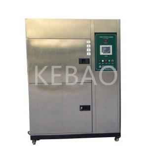 冷热冲击试验箱 80L高低温冲击试验箱