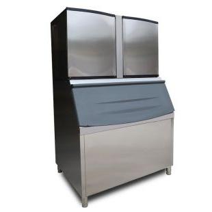广州冰赫实验室制冰机BH-1500P大型方块冰雪花机制冰机