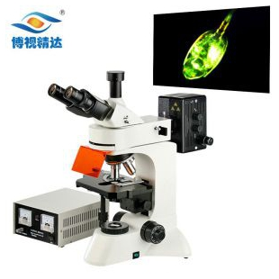 健康管理研究院医学细胞精子健康状况观察正置四色三目荧光显微镜