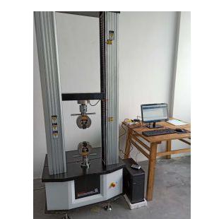 天氏库力单柱微机控制拉力机TKS-0~500KG
