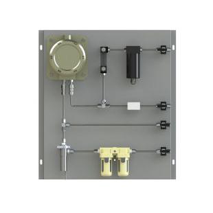 在线式氢�u气综合分析仪