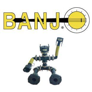 美國Banjo閥門管件離心泵