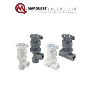 美国Marquest Scientific 塑料针阀流量调节阀PVC/PP/CPVC/PVDF