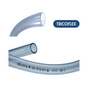法国TRICOFLEX TUBCLAIR AL系列透明PVC软管食品级多用途公制水管