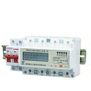 麥思威爾DTS866導軌式多功能表