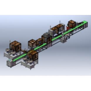 滤芯自动组装生产线