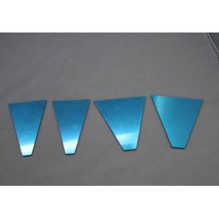 镀铝反射镜 舞台灯光反射镜