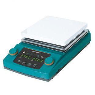 Lab Companion 莱布卡加热磁力搅拌器_高端型(方盘)