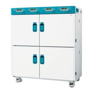 Lab Companion 莱布卡 电热恒温培养箱_(4箱一体型)