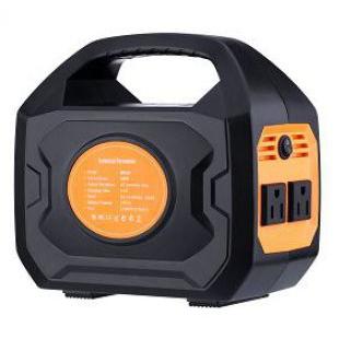 户外便携式交直流电源200w电视音箱储能供电机