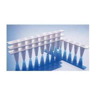 0.1ml PCR乳白色八联管