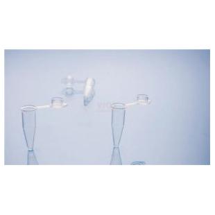 0.2ml 透明PCR平盖单管