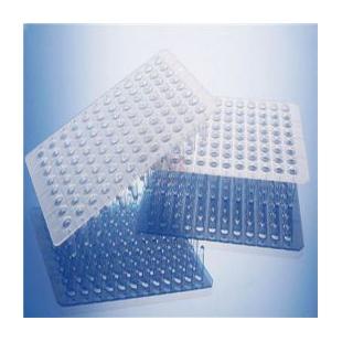 适用罗氏伯乐0.1ml荧光定量PCR无裙边96孔板