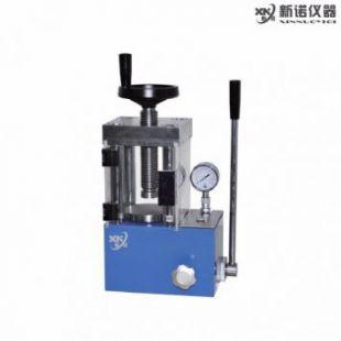 上海新诺牌 SYP-24BF型 指针防护型/手动粉末压片机