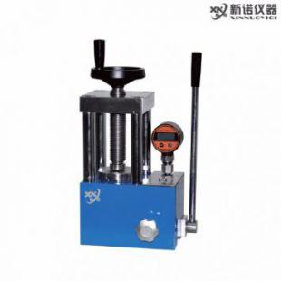 上海新诺牌 SYP-30TS型 手动粉末制样成型机,数显型