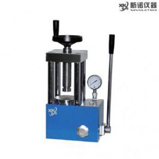 上海新诺牌 SYP-15A型 手动粉末压片机(15吨,四立柱)