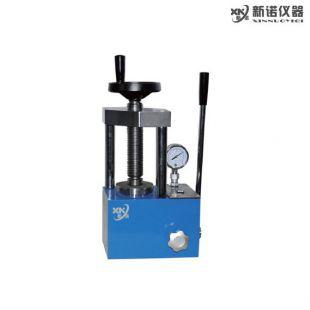 新诺牌 SYP-3B型 手动粉末压片机,2柱