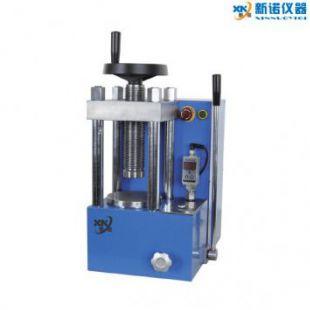 新诺牌 DYP-40TS型 实验室压样机  电动/手动型
