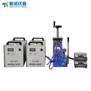 新诺牌 RYJ-600CG型 双平板高温型机械热压机,500℃