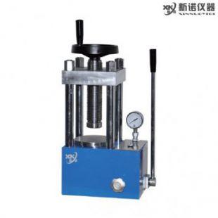上海新诺牌 SYP-40C型 手动粉末压片仪 科研仪器