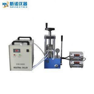新諾牌 RYJ-600B型 單平板熱壓制樣機,300℃實驗儀器