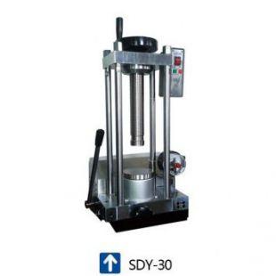 上海新諾儀器 SDY-30T型 手動+電動 粉末壓片機