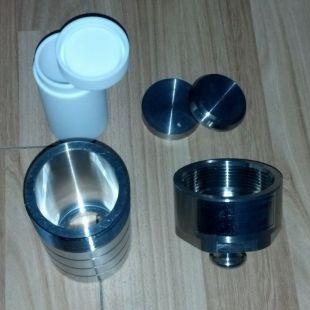 GCXJ-200 高压高温反应釜 200毫升不锈钢消解罐 新诺