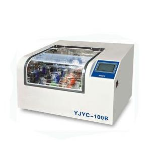 YJYC-100B台式恒温振荡培养箱 回旋运动摇床 新诺
