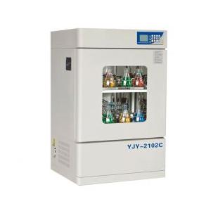 YJY-2102C立式恒温振荡培养箱 恒温摇床混合器 新诺
