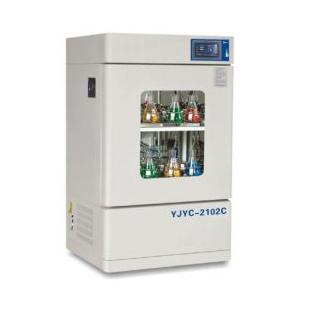 YJYC-2102C触摸屏立式振荡培养箱 摇荡混合机 新诺