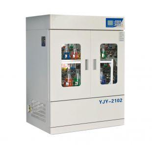 YJY-1102电热恒温振荡器 立式培养箱 回旋摇荡机 新诺