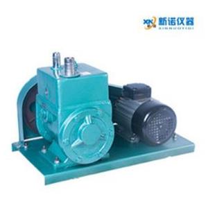 2X-4A 三相皮带式真空泵 抽气速率4L/S 真空油泵 新诺