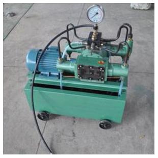 4DSY-40/25MPa 电动增压测试泵 四缸高压试压泵 新诺