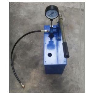 SSY-2.5MPa 手动试压泵 手动管道测试泵 压力实验机 新诺