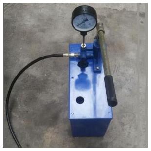 SSY-15MPa 手動試壓泵 打壓側漏泵 單缸 新諾