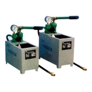 SSY-56MPa 水管壓力測試泵 單缸 手動測試泵 新諾