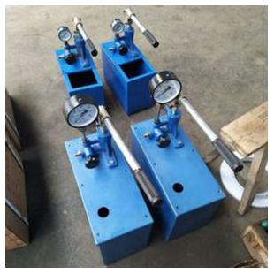 SSY-80MPA 單缸手動試壓泵 壓力測試機 新諾