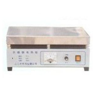 TP-3 調溫型 數顯型不銹鋼電熱板 加熱板 新諾牌