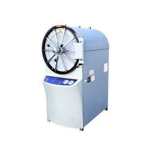 蒸汽灭菌器 卧式圆形压力蒸汽消毒锅 YX600W-上海新诺