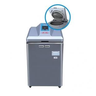 触摸屏优游总代型立式蒸汽灭菌锅 YM75L灭菌器 上海新诺