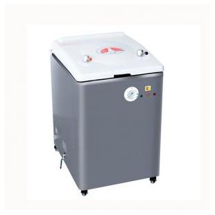 30B 不锈钢立式压力蒸汽灭菌器 30L自动加水型 上海新诺