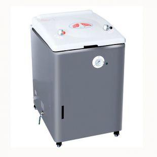 立式50L压力灭菌器 蒸汽消毒锅 50A 上海新诺